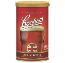 Coopers English Bitter, ølråstoff